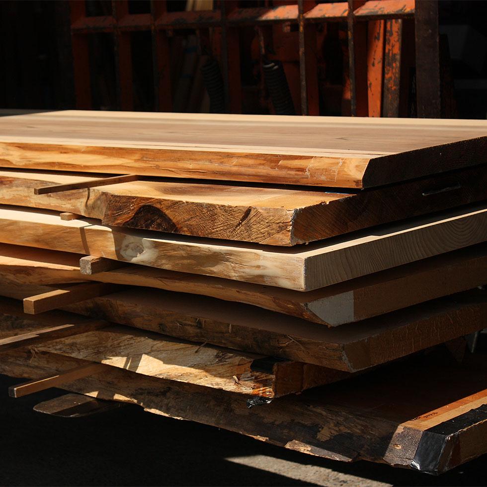 天然木天板